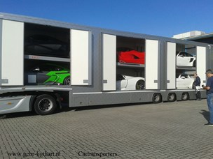 Ligthart autotrailers